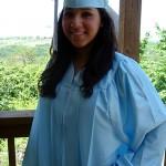 Claire-Graduation