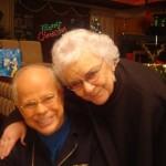 Jim Bakker and Grandma Maxine
