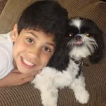 Ricky & Dog