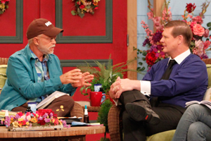 Jim Bakker and Gordon Pedersen