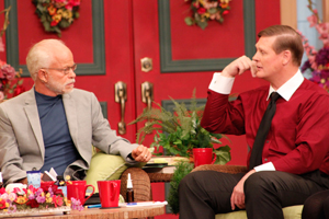 Pastor Jim Bakker with Dr. Gordon Pedersen Show 1925