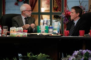 Jim Bakker and Frank Davis