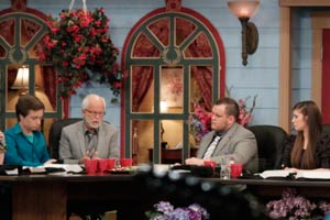 Jim Bakker James Zach and Ariel