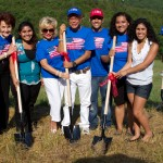 Jim-Bakker-Lori-Bakker-Char-Graham-Bakker-Kids-Loris-House-Groundbreaking