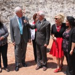 jim-bakker-lori-bakker-sid-roth-at-loris-house-foundation-pouring