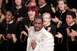 The Master's Pastor's Choir