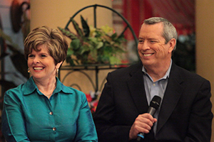 Cindy and Mike Jacobs Bring Prophetic Messages to Morningside | The