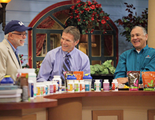 The Great Influenza The Jim Bakker Show