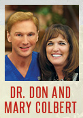 Dr. Don and Mary Colbert