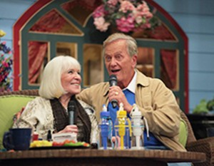 Pat and Shirley Boone at Morningside on The Jim Bakker Show