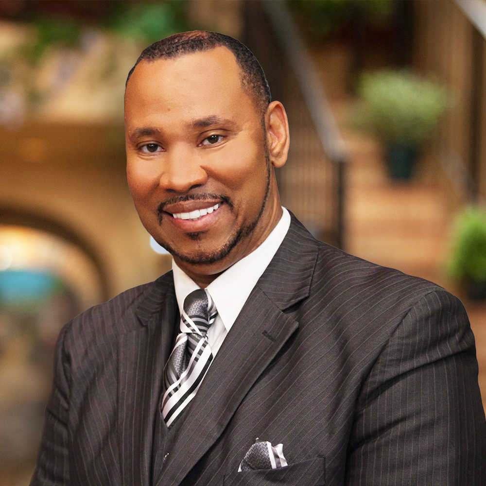 Bishop Ron Webb