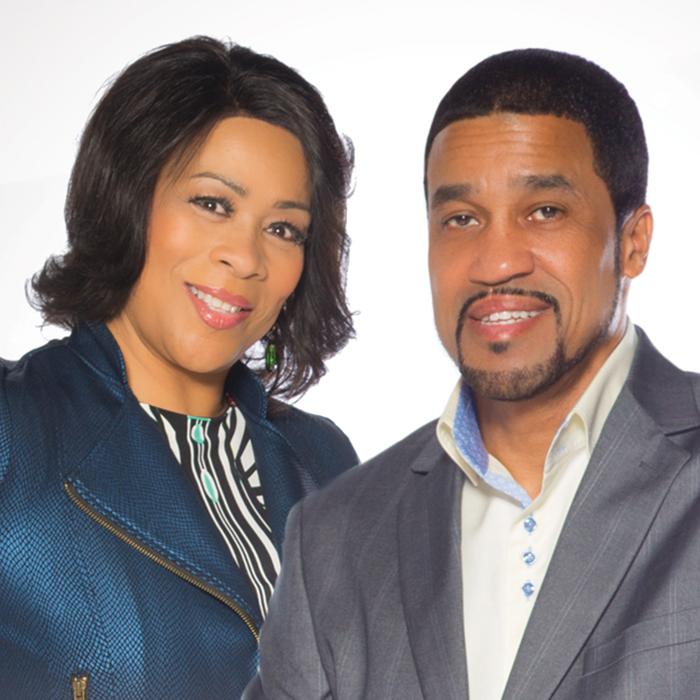 Dr. Darrell & Belinda Scott