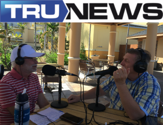 TruNews interview with Pastor Jim Bakker and Rick Wiles