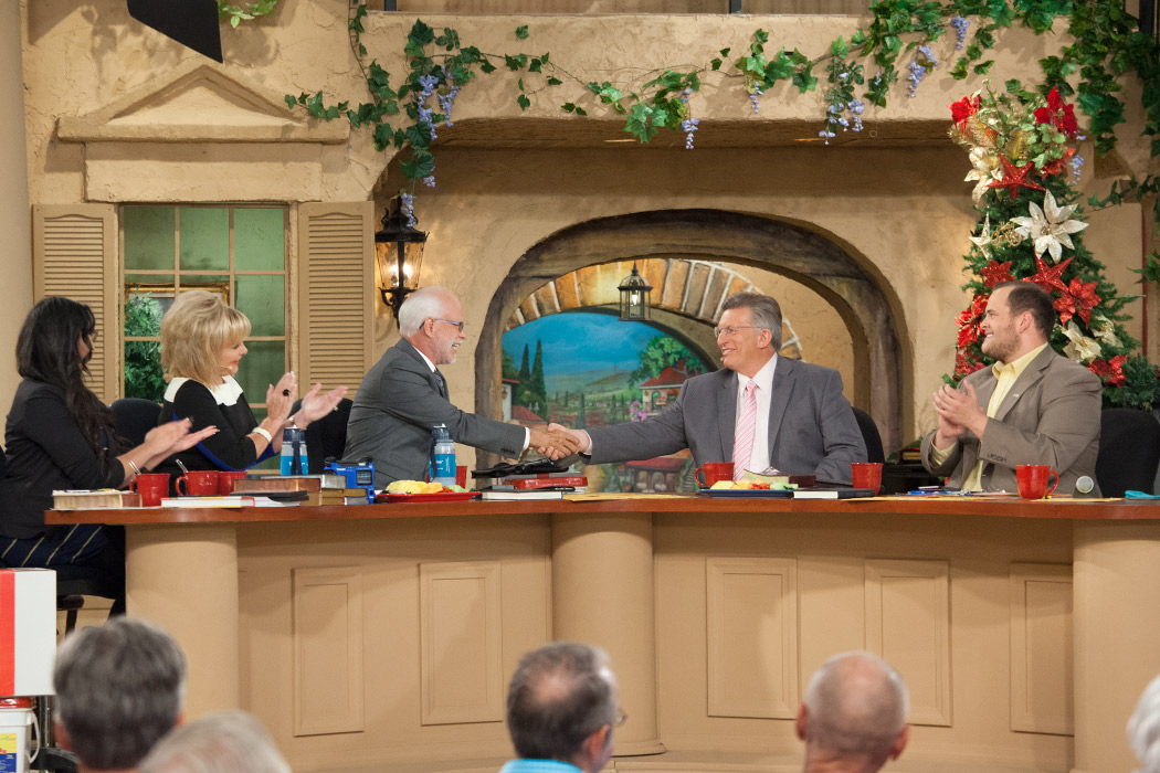 Rick Wiles on The Jim Bakker Show
