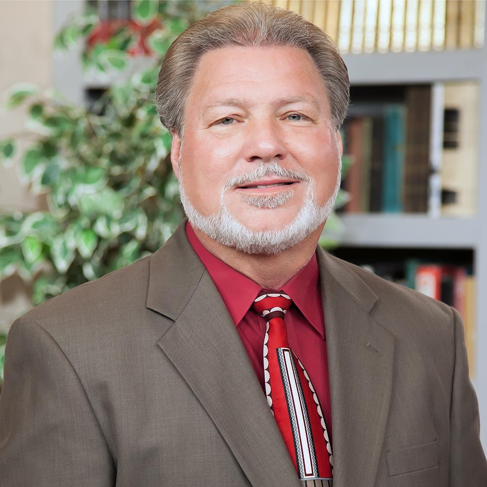 Pastor David Lankford