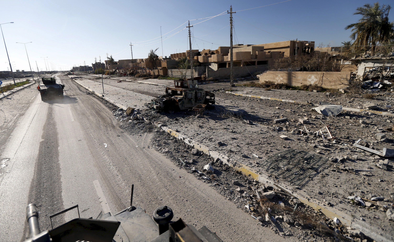 Military Vehicle Iraq