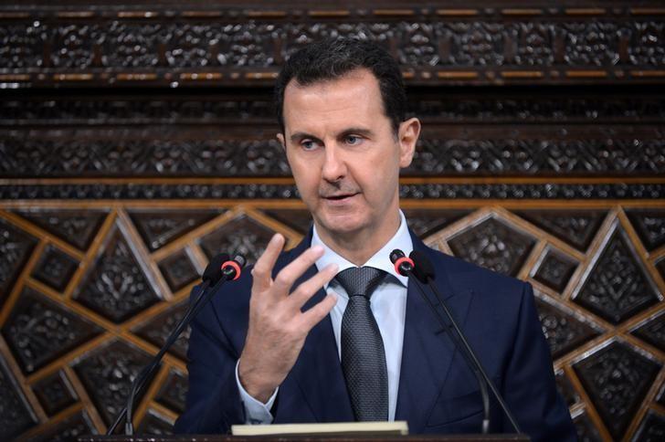 Syrian's President Bashar al-Assad