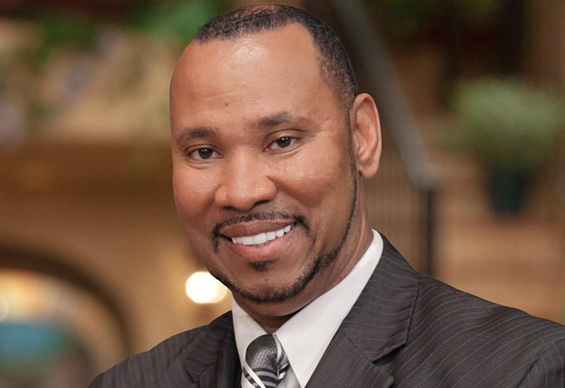 Bishop Ron Webb