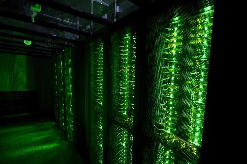 Servers in Iceland
