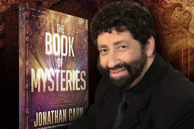 Jonathan Cahn and his new book The Book of Mysteries