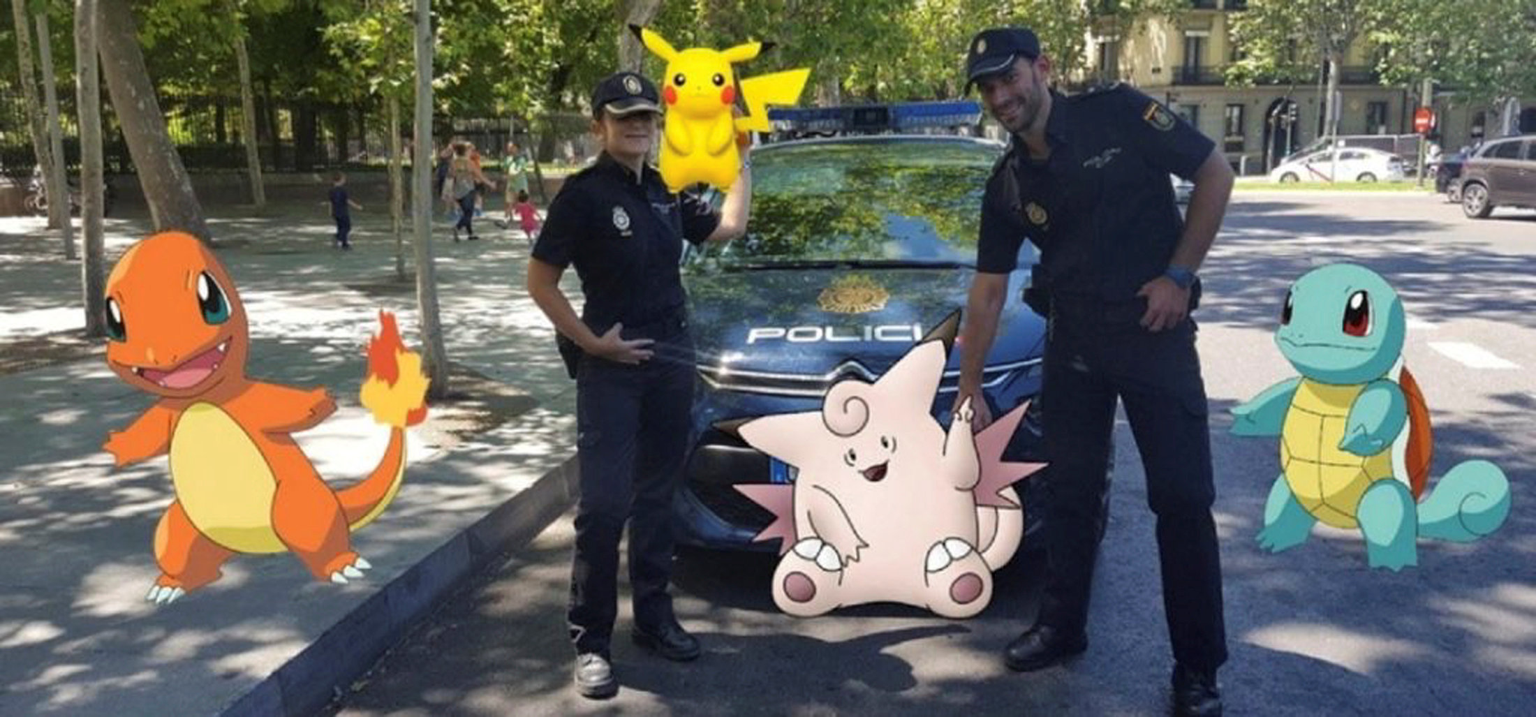 "MADRID (Reuters) - Spanish police issued guidelines on Monday on how to safely use augmented-reality video games after the release of the application Pokemon Go. The police advice included reminders that users are they are in ""the real world"" and must aware of real-world obstacles such as traffic lights and cars. Players of the game from Japan's Nintendo Co Ltd <7974.T> walk around real-life neighborhoods to hunt down virtual cartoon characters on their smartphone screens. The police issued their guidelines after two Japanese tourists were rescued from a motorway tunnel in Barcelona on Saturday, where they had wandered in search of Pokemon characters, according to Spanish media. The mobile game has become an instant hit just one week after launch. Police warned players that the use of GPS technology for the game means users' location is visible to others, potentially making them vulnerable to muggings or theft, as well as signaling when they are not at home. Across the United States, players have been drawn down dark alleys and into dangerous neighborhoods in search of the imaginary creatures, only to be targeted by criminals. The police manual warns players not be distracted by the excitement of catching rare Pokémon characters and to remember their safety is paramount. Pokemon Go became available in Spain on July 15, following its release in the United States, Australia and the United Kingdom the previous week. The game has been a runaway success, boosting Nintendo's market share by $17 billion in just over a week. (Reporting by Catherine Bennett; Edited by Amanda Cooper)"