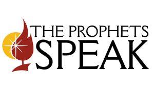 The prophets speak logo