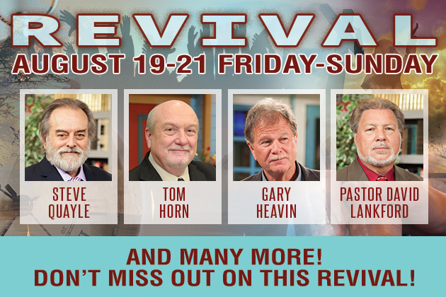 Revival at Morningside August 19-21