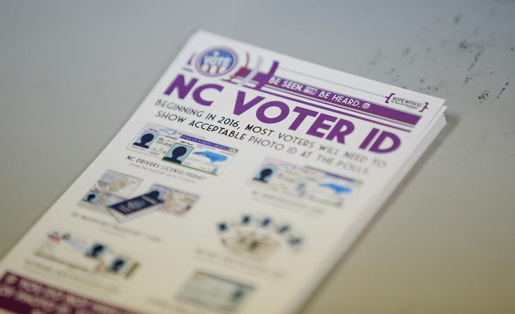 Pamphlet about Voter ID Law