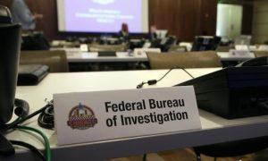 Phone banks of the FBI