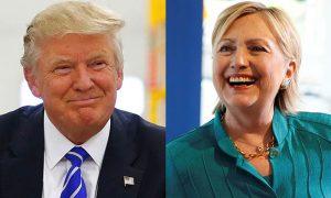 Donald Trump VS Hillary Clinton