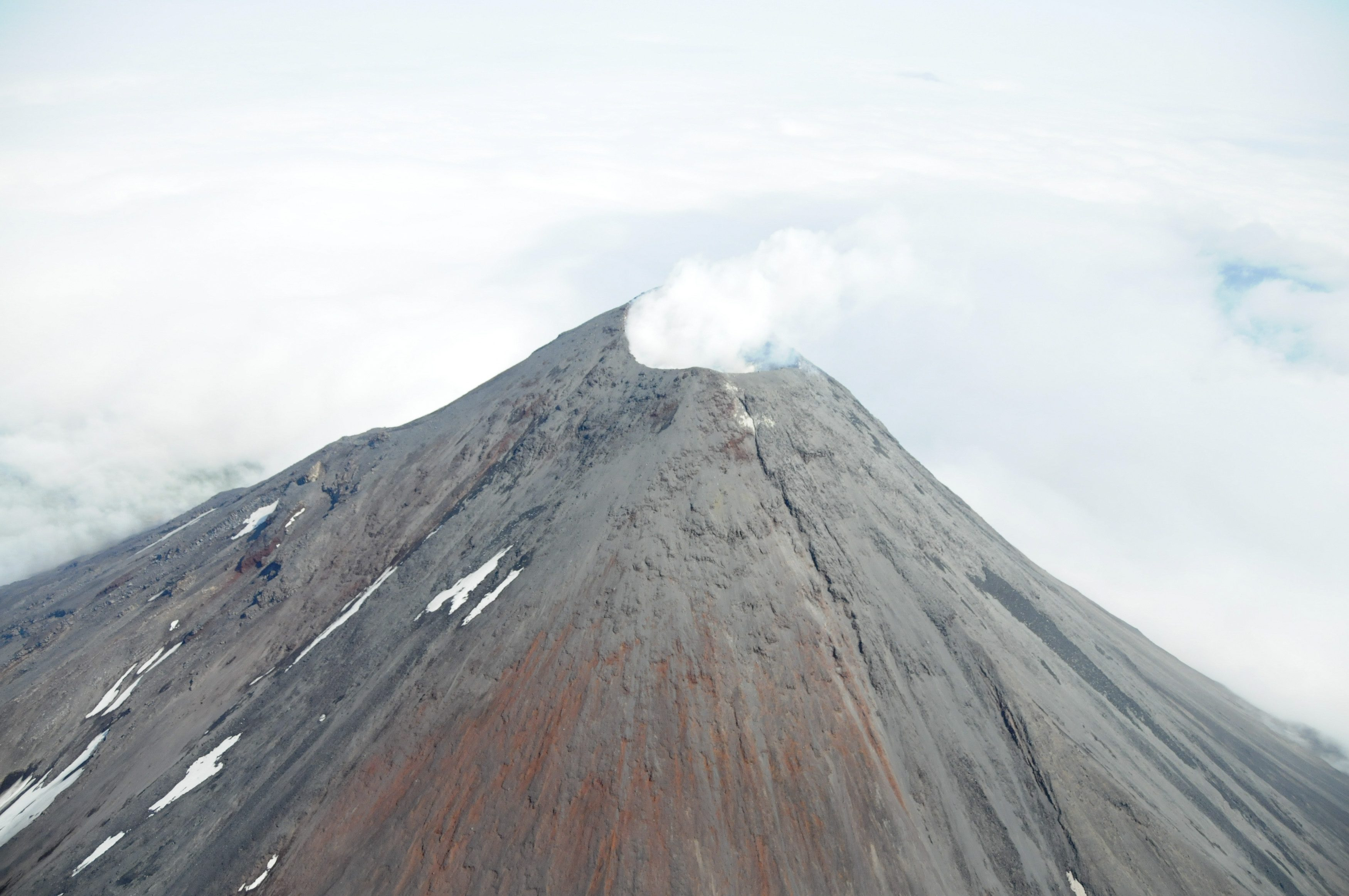 Cleveland Volcano in Alaska