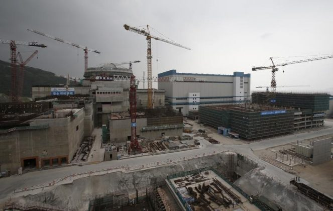 Nuclear Reactor in China