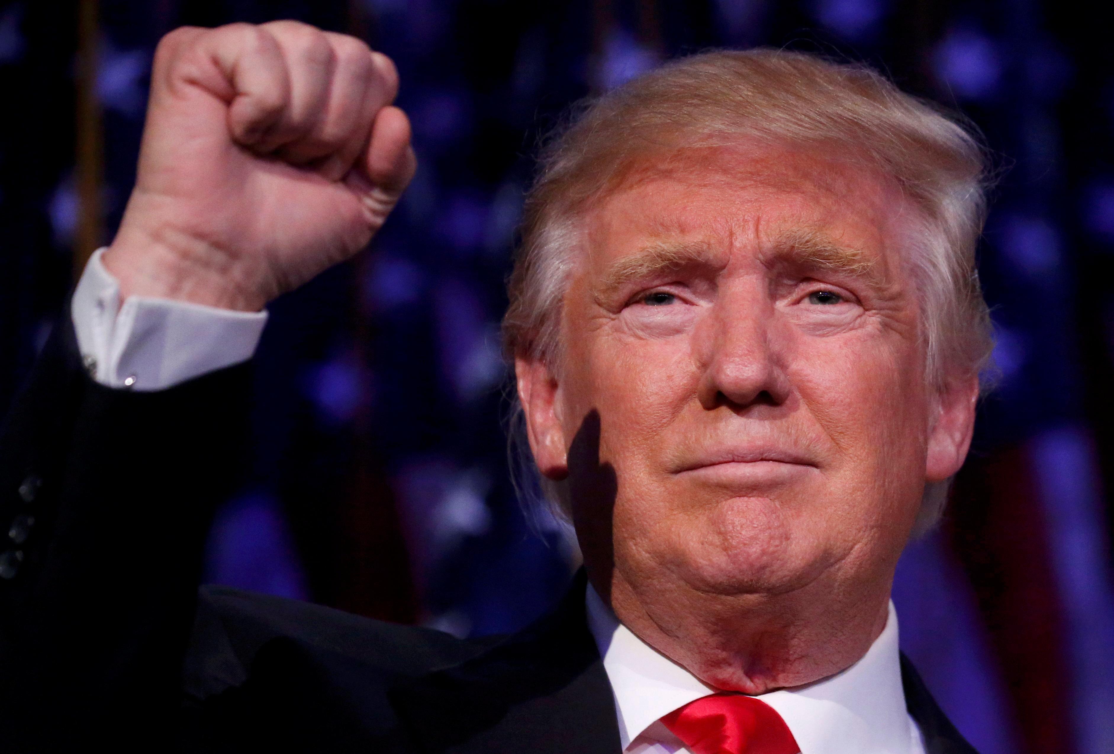 President-elect Donald Trump
