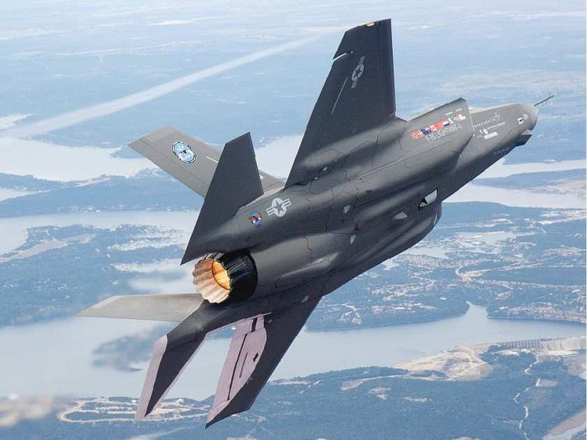 F-35 fighter jet - United States Military