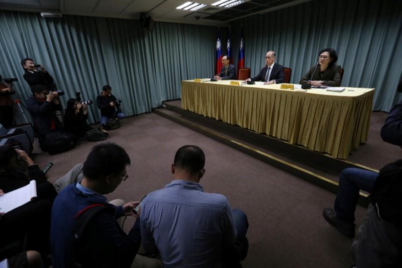 Taiwan diplomats