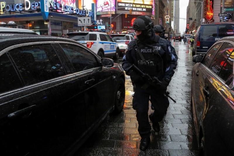 NYPD Couterterrorism unit