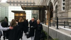 Jim and Lori Bakker in Washington DC for the Presidential Inaugural events