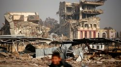 buildings destroyed in war for Mosul