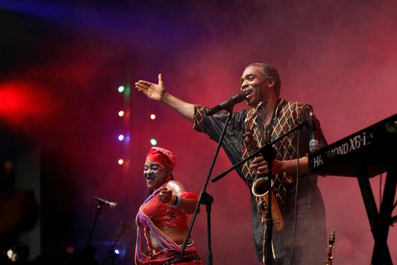 Musician exlaims to help victims of Boko Haram