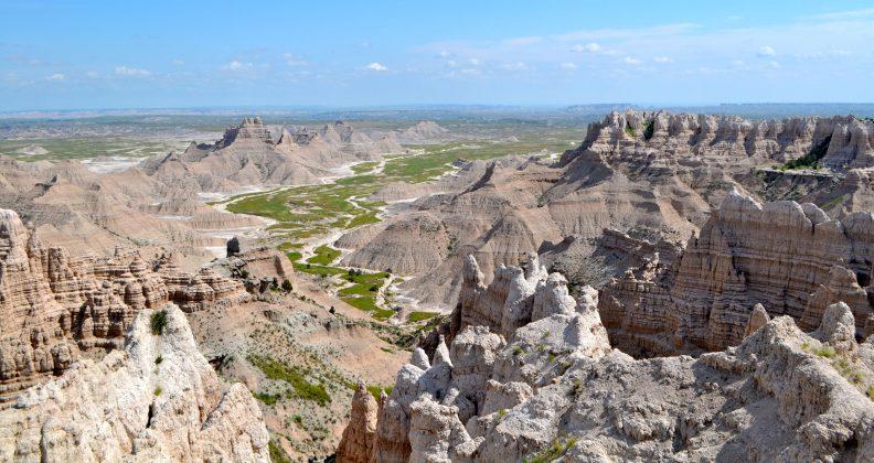 national park in south dakota