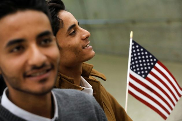 Yemen nationals reunited with family in US