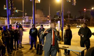 Chicago Police Department coordinator trying to bring community together