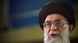 Iran Supreme Leader speaking for uprising against Israel