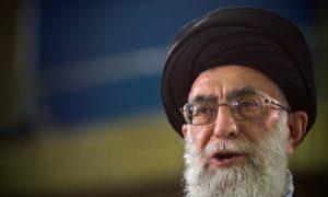 Iran Supreme Leader speaking for uprising against Israel