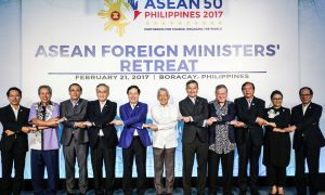 ASEAN leaders meeting to discuss China's actions