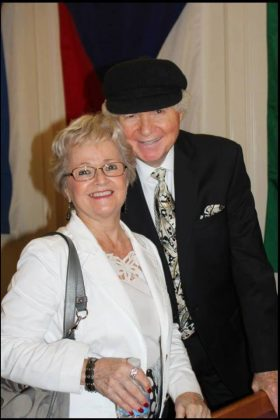 Roger and Barbara McDuff
