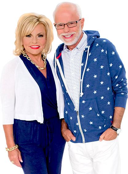 Jim & Lori Bakker