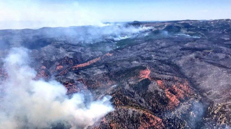 Utah Wildfires Park City