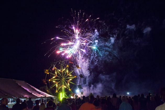 Fireworks at Morningside