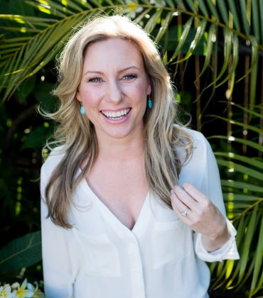 Justine Damond, also known as Justine Ruszczyk, from Sydney, is seen in this 2015 photo released by Stephen Govel